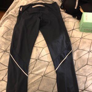Zella navy workout leggings